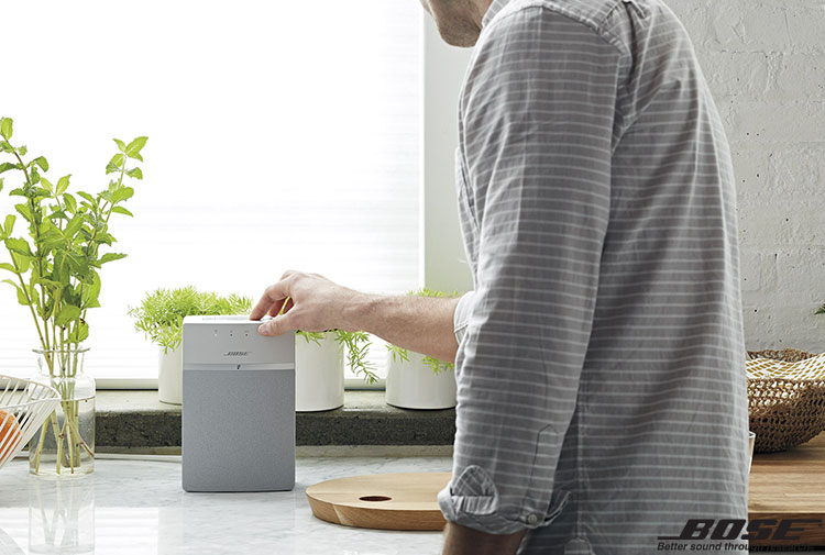 Bose SoundTouch 10 wireless høyttaler
