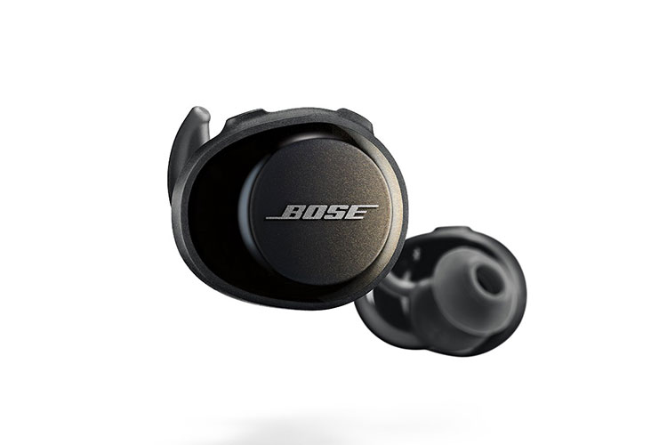 Bose SoundSport Free wireless, sort